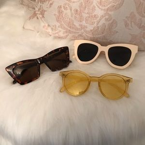 Accessories - Brand New Blinkers SF Sunglass Bundle